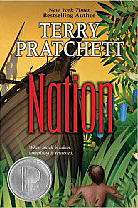 Nation book cover